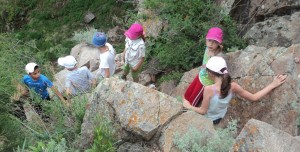 33 Дети пошли на водопад