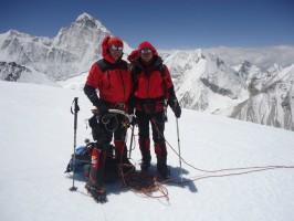 На высоте 7000 метров