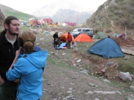 Наш лагерь