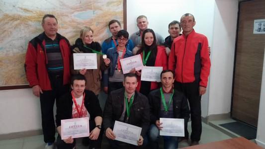 Победители и организаторы